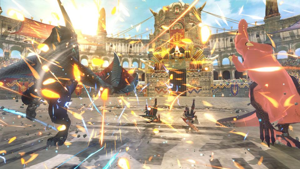 Monster Hunter Stories 2: Wings of Ruin es un videojuego de rol desarrollado por Capcom y Marvelous y publicado por Capcom