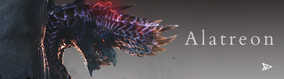 frostfang barioth monster hunter world iceborne alatreon