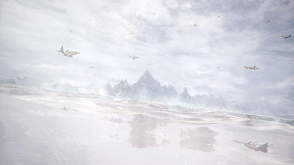 MONSTER HUNTER WORLD: ICEBORNE[Update Information]