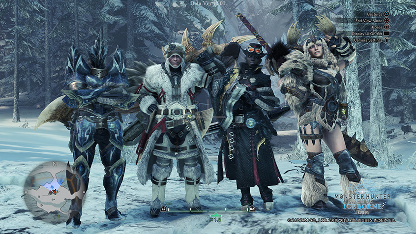 monster hunter world iceborne female armor